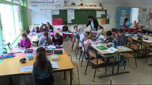 Numérique : une classe primaire 2.0 à Élancourt
