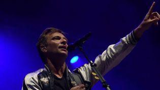 Le chanteur David Hallyday, juillet 2017  (Christophe ESTASSY / CrowdSpark)
