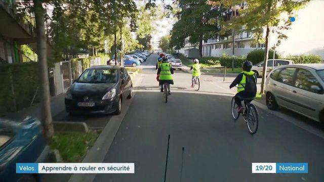 Sécurité : sans casque, les cyclistes parisiens se mettent en danger