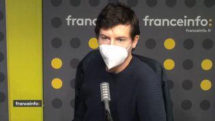 François Chevré réalisateur deGénération 2008 : qui seront-ils demain ?, un documentaire de LCP. (CAPTURE D'ECRAN FRANCEINFO)