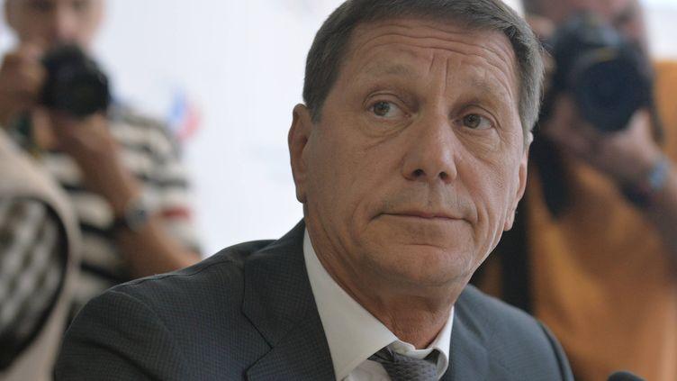 Alexandre Joukov, le président du Comité Olympique Russe