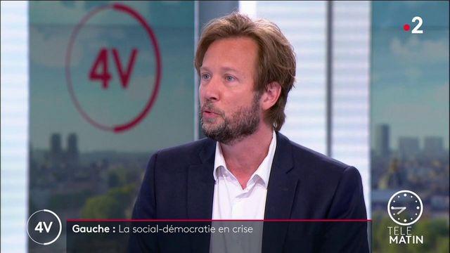 Crise: «Nous proposons un minimum jeunesse», indique Boris Vallaud (PS)