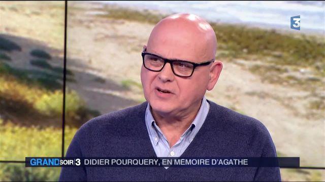 """Didier Pourquery : """"Un livre pour parler de la vie"""""""