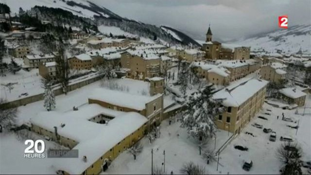 Europe : vague de froid meurtrière
