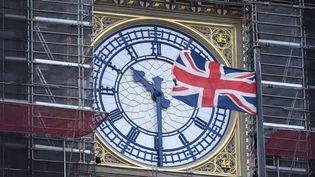 Big Ben, à Londres, photographié vendredi 17 juin 2020. (DANIEL LEAL-OLIVAS / AFP)