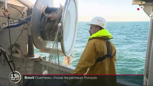 Brexit : la pêche interdite aux Français à Guernesey