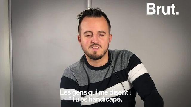 """Romain a 35 ans. En 2012, il est devenu tétraplégique après un accident de ski. Sur Instagram, """"Roro le costaud"""" démonte les clichés sur son handicap. Brut l'a rencontré."""