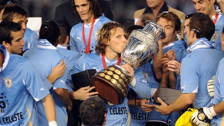Qui succédera à l'Uruguay au palmarès de la Copa America ? (JUAN MABROMATA / AFP)
