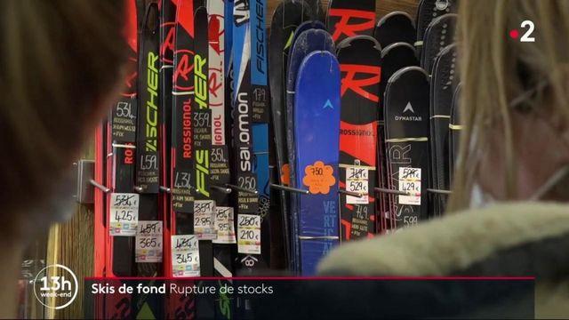 Montagne : la pratique du ski de fond explose, les loueurs peinent à faire face