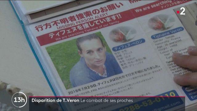 Japon : la familledeTiphaineVérondans l'incertitude,trois ans après sa disparition