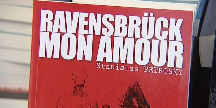 """Couverture de """"Ravensbrück mon amour"""" de Stanislas Petrosky, paru aux éditions de l'Atelier Mosesu.  (France 3 / Culturebox)"""