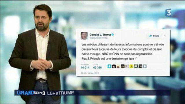 """Le + du Soir 3 : """"Le scandale russe de Trump est le plus grand scandale depuis le Watergate"""""""