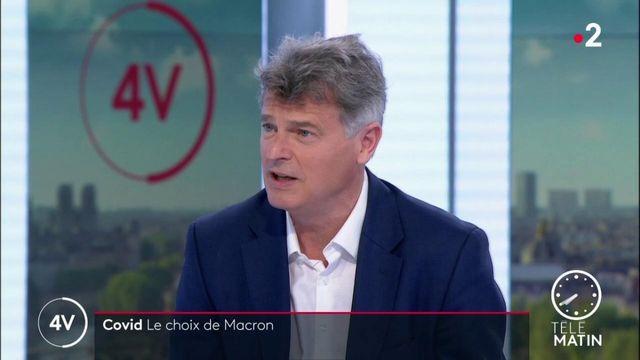 Covid-19: «Il faut que les écoles ferment», plaide Fabien Roussel (PCF)