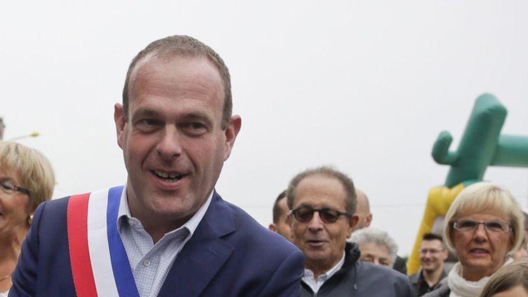 (Un prix de presse remis à Steeve Briois, maire FN d'Hénin-Baumont fait polémique © MaxPPP)