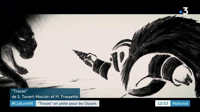 Cinéma : Traces, un court métrage d'animation français, en lice pour les Oscars