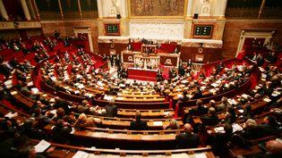 L'Assemblée nationale, le 21 décembre 2004. (JOEL SAGET / AFP)