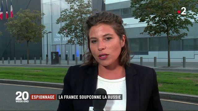 Espionnage : la France soupçonne la Russie