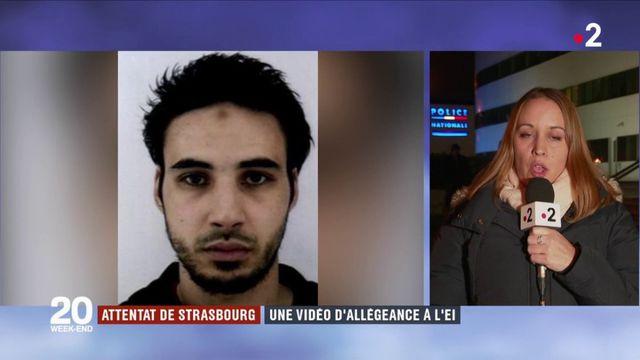 Attentat de Strasbourg : une vidéo d'allégeance à l'État islamique