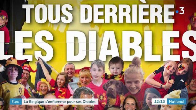 Euro 2021 : Belgique-Italie à 21h, la pression monte chez les supporters belges