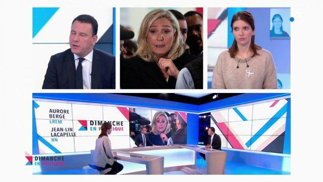 """Covid-19 : La France est préparée à ce genre de risque sanitaire"""", assure Aurore Bergé, porte-parole de La République en marche"""