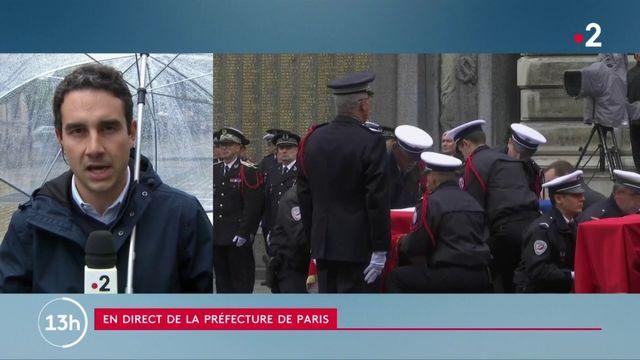 Paris : les familles des victimes de l'attaque à la préfecture de police endeuillées