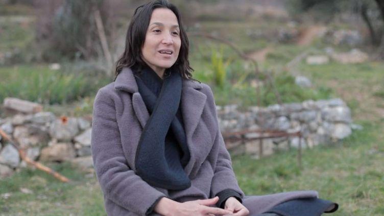Julie Gautier, apnéiste et réalisatrice (FRANCEINFO)