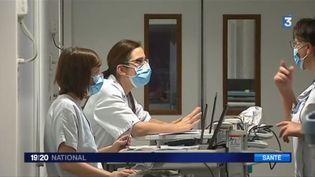 Savoie grippe (FRANCE 3)