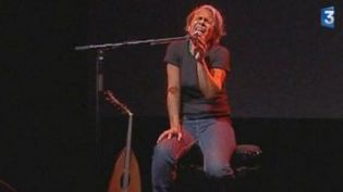 Kamilya Jubran chante le rapprochement des peuples aux Arabesques de Montpellier  (Culturebox)