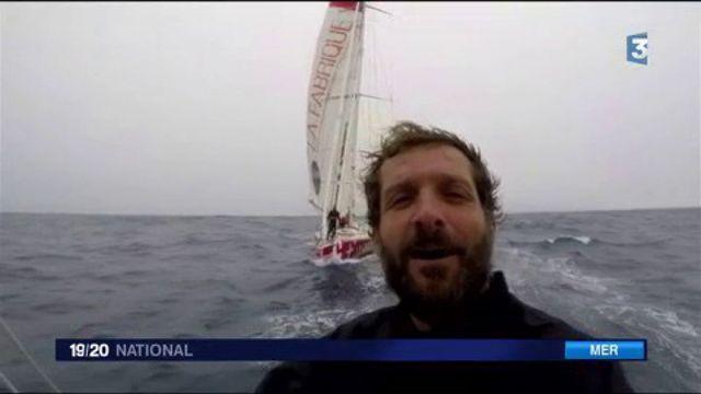 Vendée Globe : le Noël des skippers