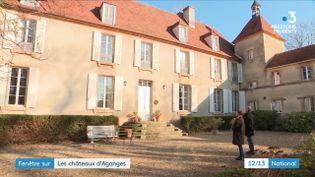 Agonges,situé au cœur du Bourbonnais dans l'Allier, est une commune aux treize châteaux.À chaque coin de chemins, on peut apercevoir ces demeures qui datent du Moyen-âge. (France 3)
