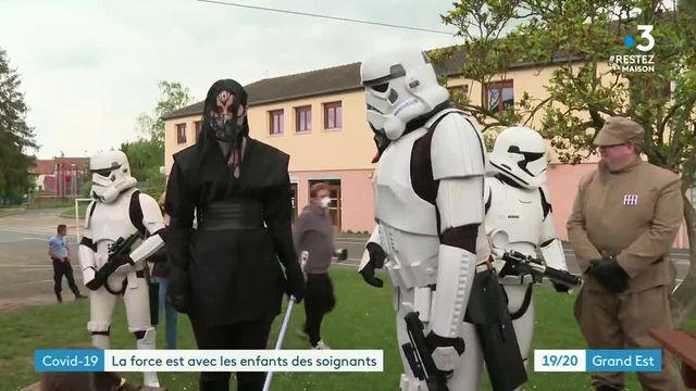 Star Wars à Saverne pour les enfants