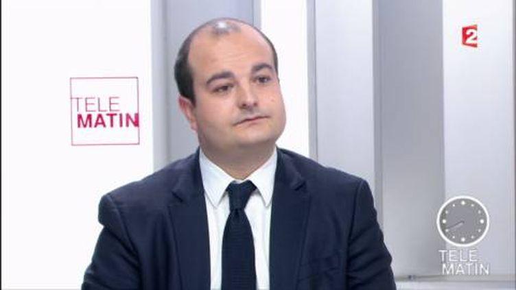 David Rachline (France 2)