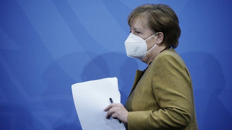 Virus: l'Allemagne prolonge et renforce ses restrictions jusqu'au 31 janvier