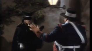 Zorro. (FRANCE 3)