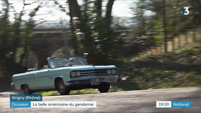 """Automobile : la célèbre voiture du film """"Le gendarme de Saint-Tropez"""" vendue"""