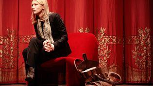 Macha Makeïeff, la directrice du théâtre La Criée à Marseille. (PIERRE ROBERT / MAXPPP)