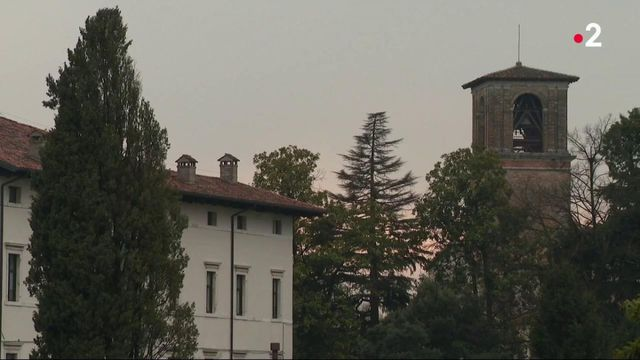 Mosaïque : en Italie, une école pour les futurs maîtres mosaïstes