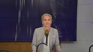 Delphine Batho, députée Nouvelle gauche des Deux-Sèvres. (RADIO FRANCE / JEAN-CHRISTOPHE BOURDILLAT)