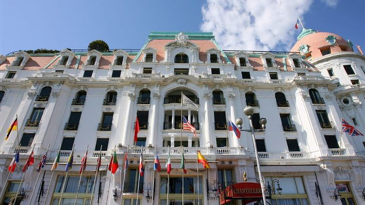 Hotel Negresco (© AFP)