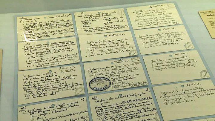 Les notes de Rose Valland (France 3 Grenoble)