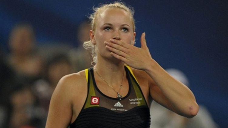Caroline Wozniacki s'offre une huitième victoire consécutive