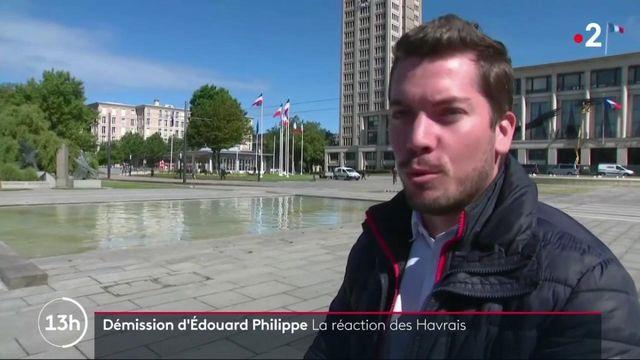 Démission d'Edouard Philippe : La réaction des Havrais