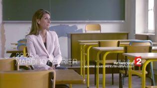 """Nora témoigne dans le documentaire """"Souffre-Douleurs, ils se manifestent"""", diffusé dans """"Infrarouge"""" sur France 2. (CAPA PRESSE)"""