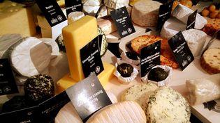 Le record du monde du plus grand plateau de fromages a été battu le 23 septembre 2016, à Nancy (Meurthe-et-Moselle). (FRANCE 3 LORRAINE)