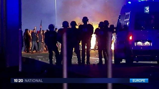 Migrants à Calais : la tension monte d'un cran