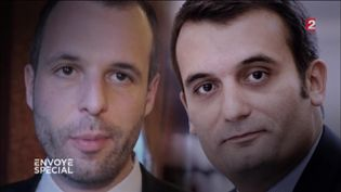 Les frères Philippot (FRANCE 2 / FRANCETV INFO)