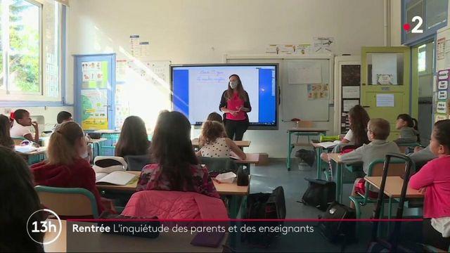 Covid-19 : les pédiatres s'inquiètent à l'approche de la rentrée