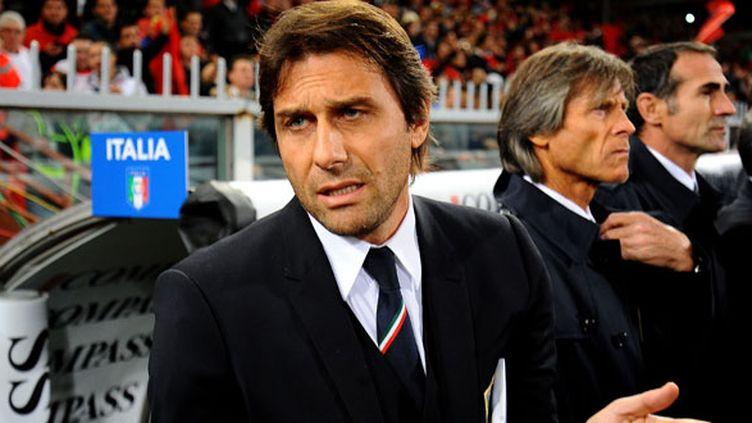 Le sélectionneur de l'Italie, Antonio Conte