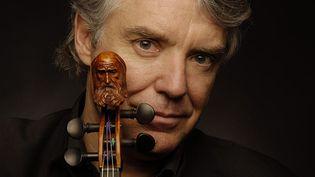 Didier Lockwood, violoniste virtuose et figure du jazz.  (DR)