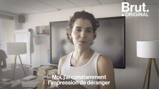 VIDEO. Un jour avec le youtubeur Sulivan Gwed à la Fashion Week (BRUT)